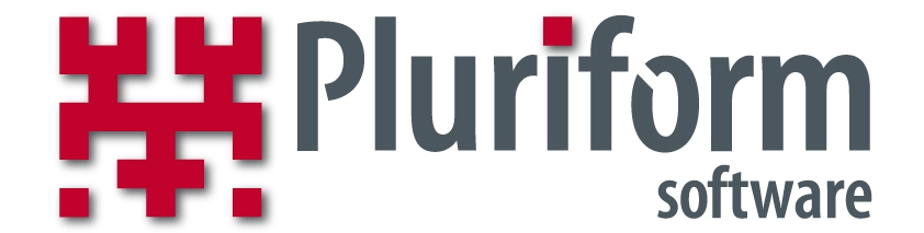 Logo van Pluriform Software